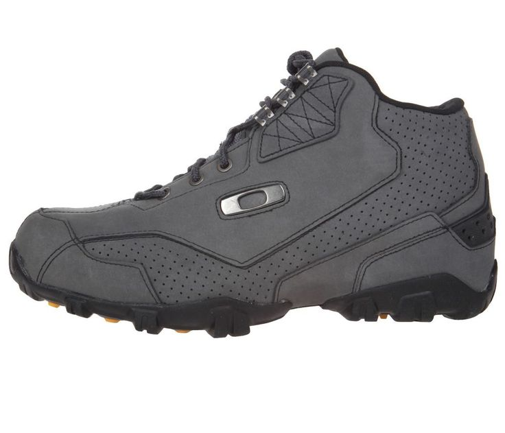 Oakley Mens Battalion Mid Leather Sports Athlectic Running Trekking Shoes size13 #Oakley #AthleticSneakers