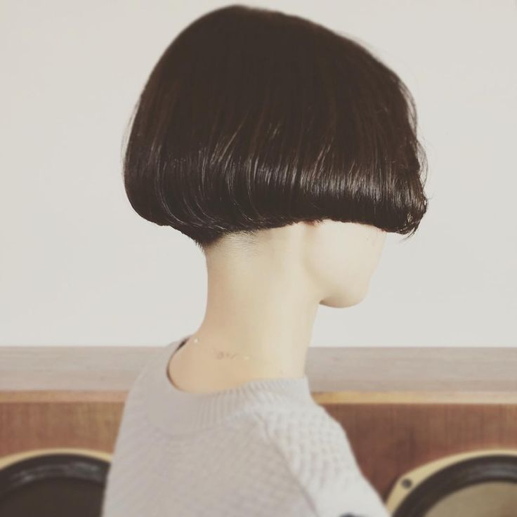 #nicohairmake #nico_hairmake #nico_nagaoka #ヘアスタイル #ヘアースタイル #サロンスタイル #bob #ボブ #グラボブ #刈り上げ