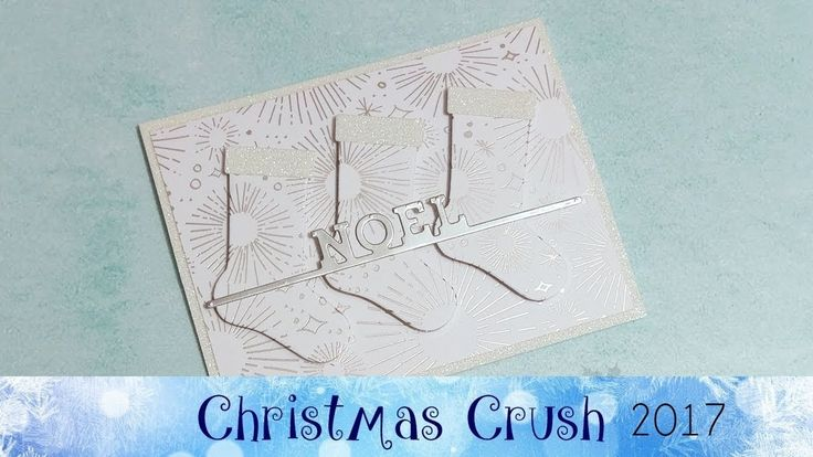 Christmas Stockings Card featuring Stampin' Up!® Products
