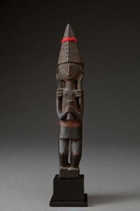 Adu Nuwu Nias ancestor figure