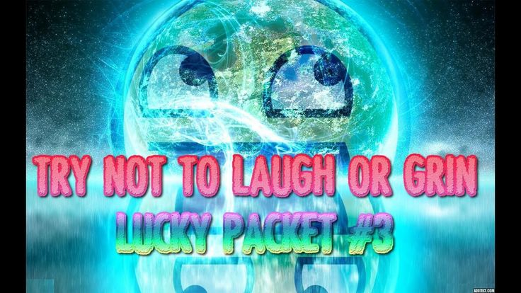 Try not to laugh or grin - Lucky Packet #3