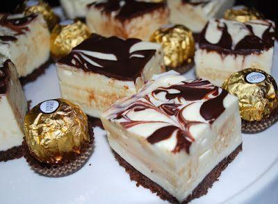 Receptek, és hasznos cikkek oldala: Mámorítóan csokis, sütés nélküli mascapone szelet!