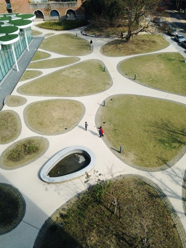 1102 best images about urban on pinterest parks for Female landscape architects