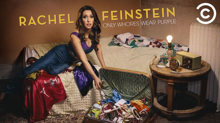 How Rachel Feinstein Went From Bombing Without Realizing It to a Comedy Central Hour