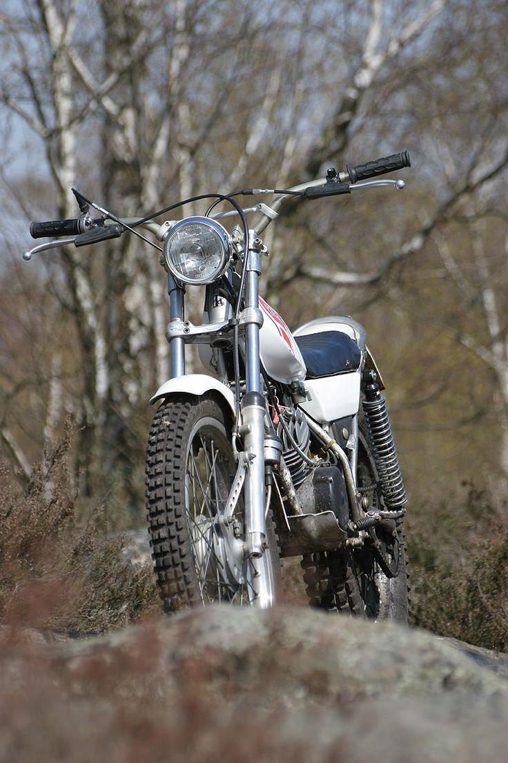 Yamaha 125 TY