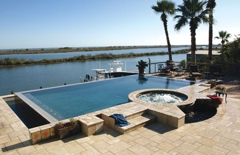 17 best images about top pool design features on pinterest for Pool design utah