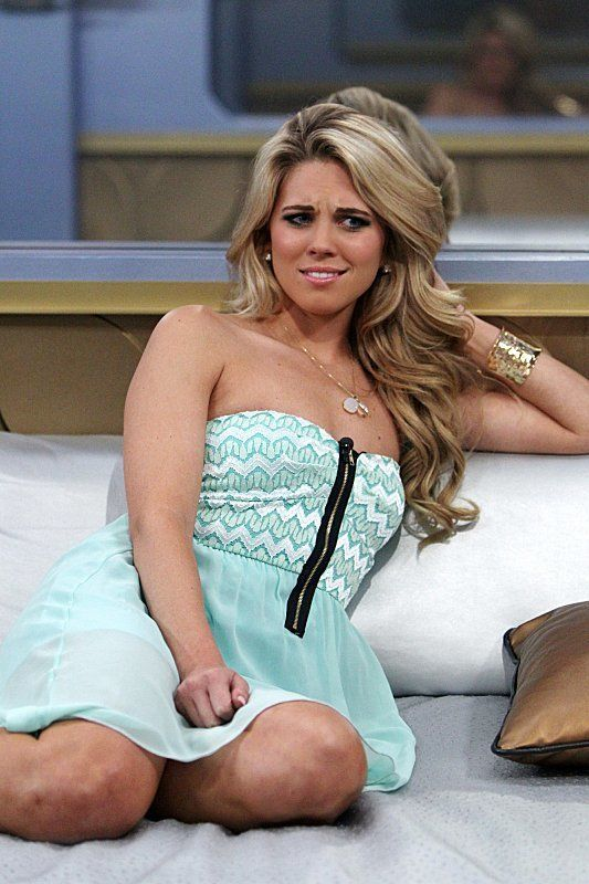 Aaryn Gries on Big Brother: How Low Will Racist Star Go? (I can't stand her! She needs to go home!)