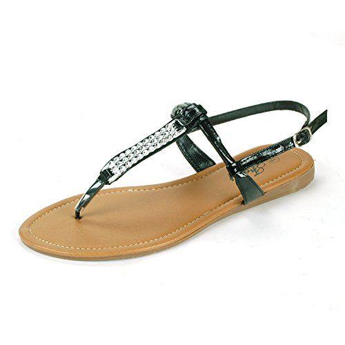 Foxy Women's Gladiator Sandals - #Wedding #Shoes - http://www.theweddingshoes.com/foxy-womens-gladiator-sandals/