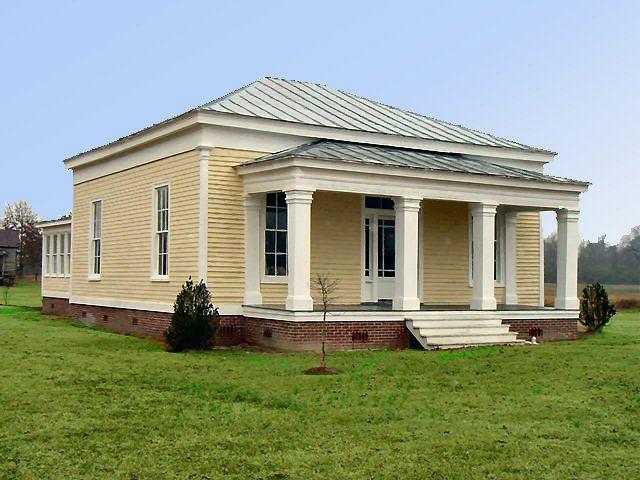 199 best greek revival ides images on pinterest house for Greek revival home plans