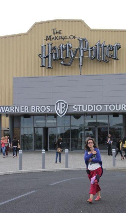 Tour Through Harry Potter Museum