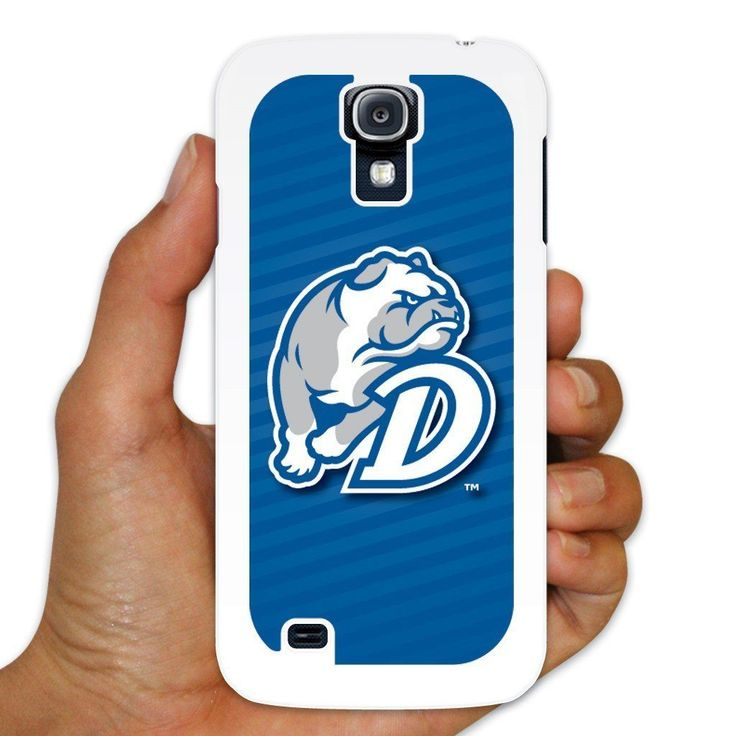 "Drake Samsung Galaxy S4 Case "" Stripes Background "" White Plastic Case"