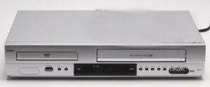 #screen #life This #Allegro ABV441 Progressive Scan DVD Player/Hi-Fi VCR Combo player makes it possible to watch DVDs and VHS video cassettes. You can also make ...