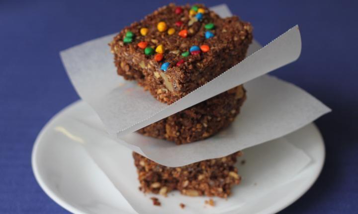 Coco Pop slice - Kidspot