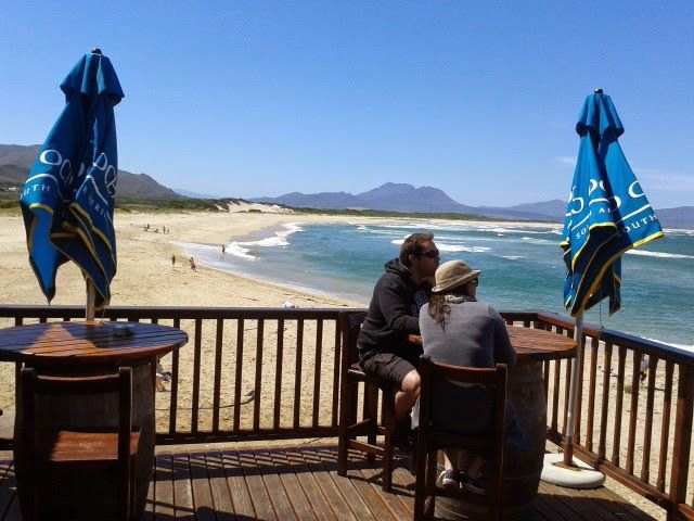 Holiday Accommodation in Kleinmond (South Africa) at Perazim B&B