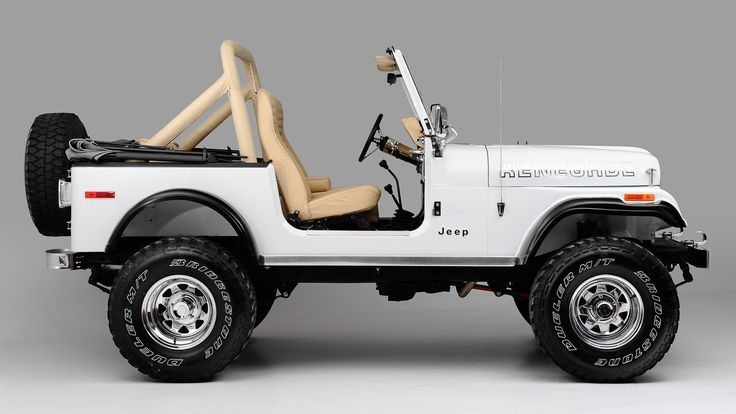 1986 JEEP CJ-7 Renegade