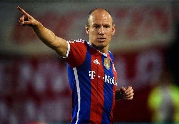 Arjen Robben Ingin Mengakhiri Karier di Bayern Munich