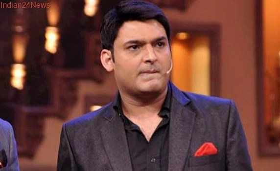 Kapil Sharma admitted to hospital with low blood pressure