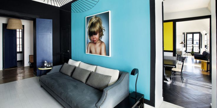 10 Fresh, New Paint Combos for Your Home