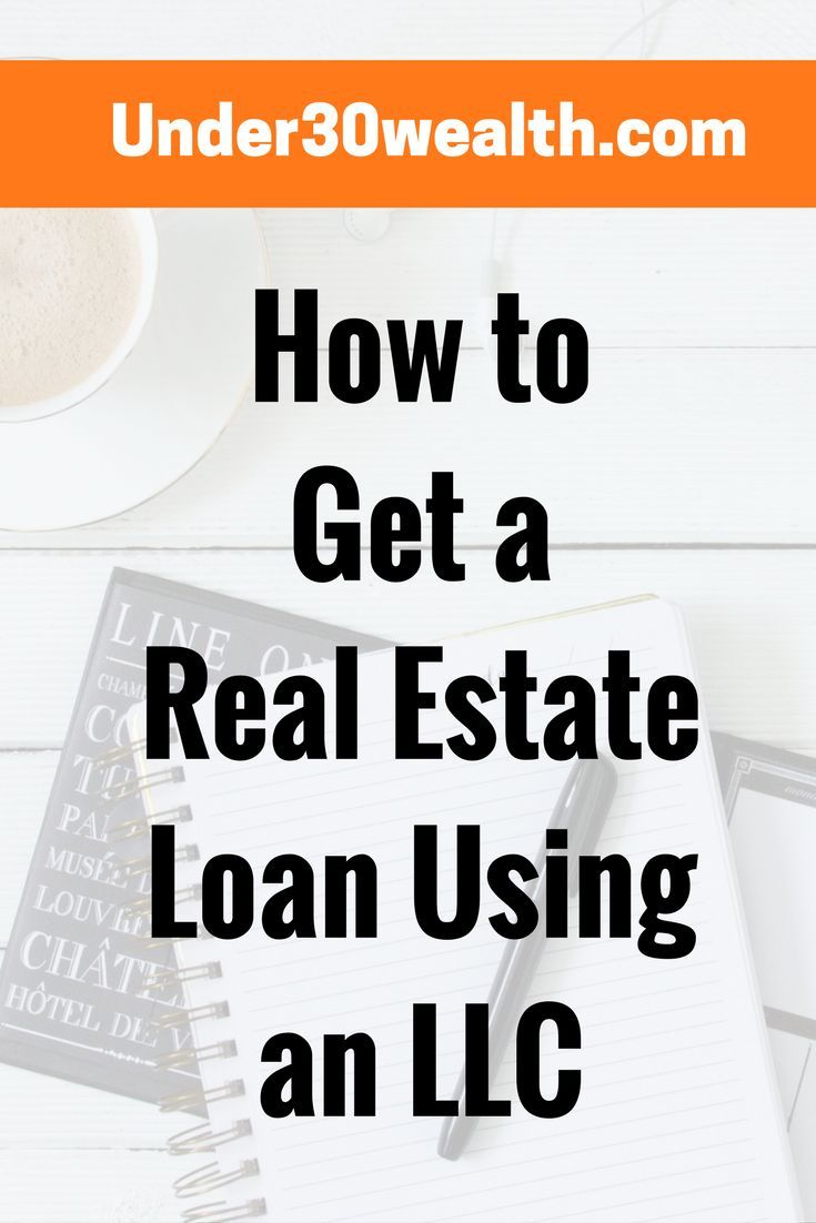 How to buy investment property using an LLC and get a loan with LLC. Real estate investing tips for beginners, landlord tips, flipping houses, wholesaling. Learn how to invest at Under30wealth.com