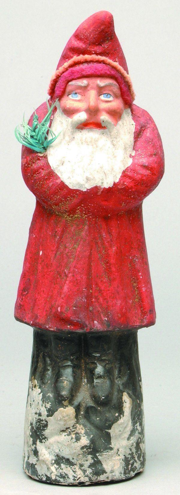 1277 best antique santa claus images on pinterest antique