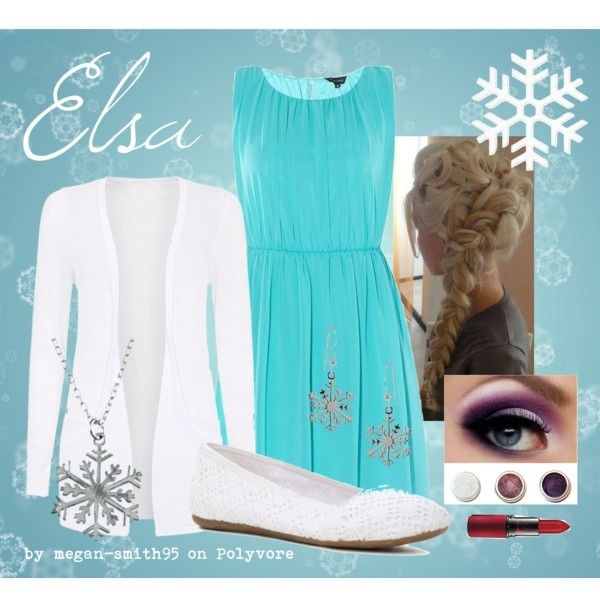 Casual Elsa outfit