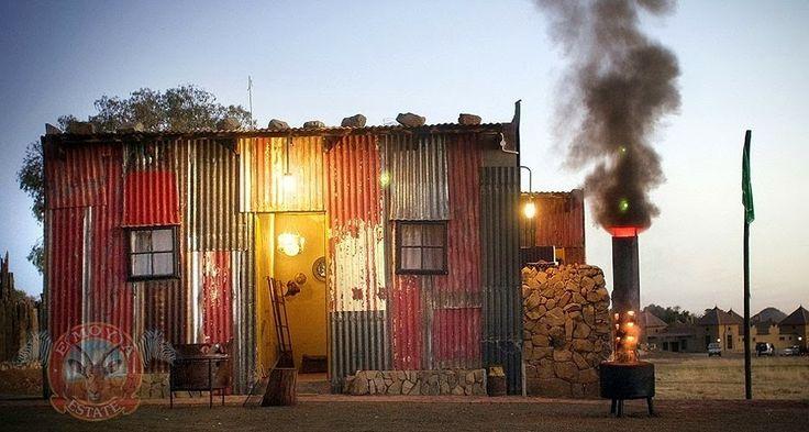 The Shanty Town- Emoya Luxury Hotel & spa