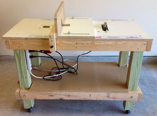 1000 ideas about portable workbench on pinterest for Diy portable router table
