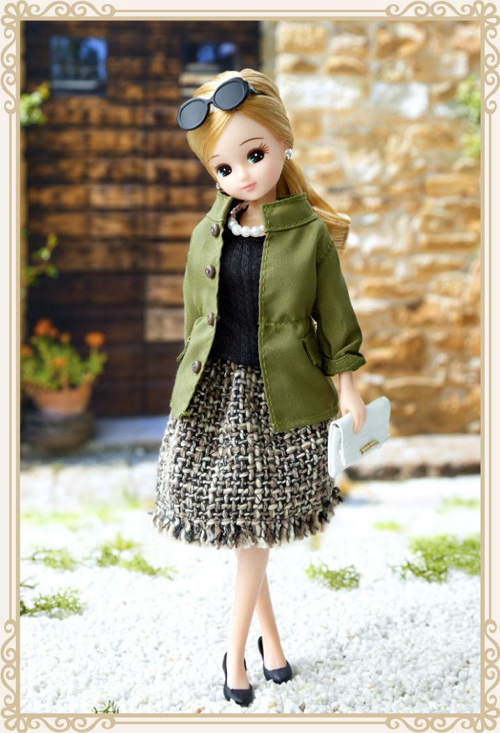 Lovable Military style - LiccA
