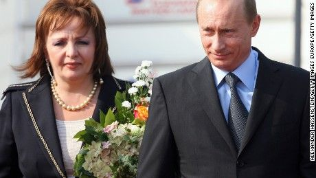 Russia is abuzz with rumors that its former first lady, Lyudmila Putina, may have secretly remarried.