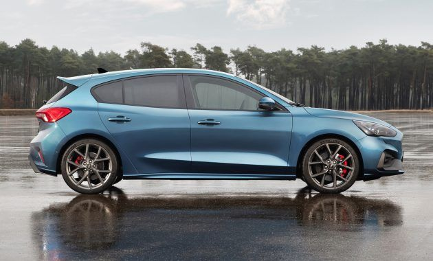 Ford Focus St 2020 Revealed Exterior Interior And Engine