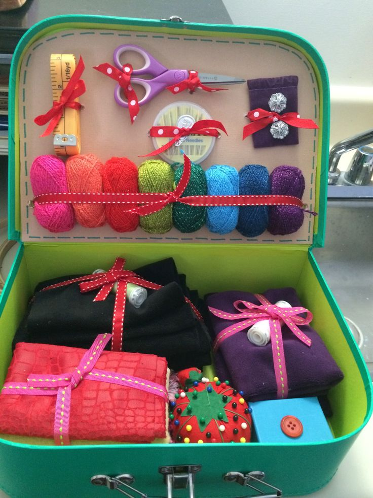 Knitting Kits Michaels : Best images about cardboard suitcase on pinterest
