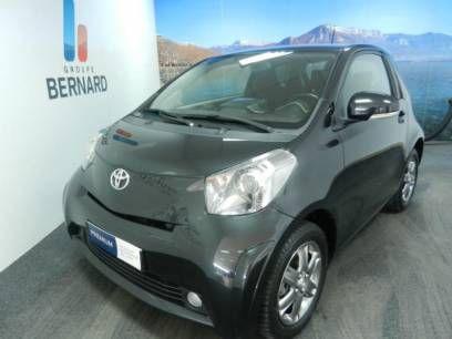 Voiture occasion Annecy // Acheter une Toyota Iq 90 D-4D FAP iQ² occasion de 2009 au prix de 7990 euros