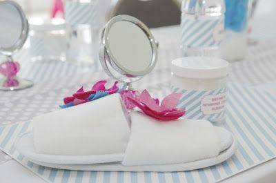 Super Festa Infantil: Spa Party para meninas!