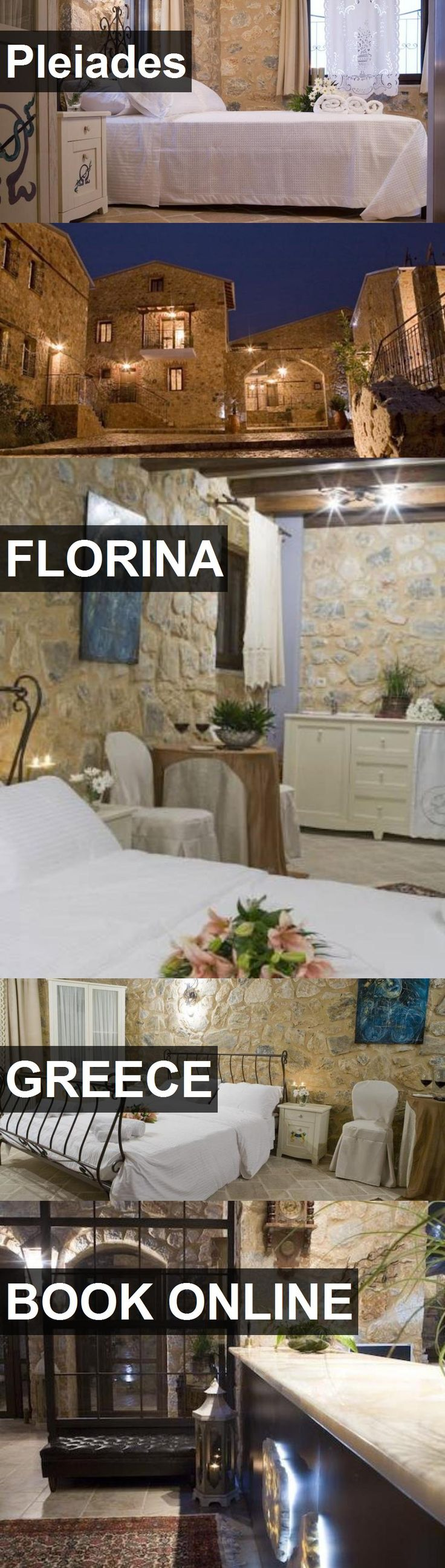 Hotel Pleiades in Florina, Greece. For more information, photos, reviews and best prices please follow the link. #Greece #Florina #travel #vacation #hotel