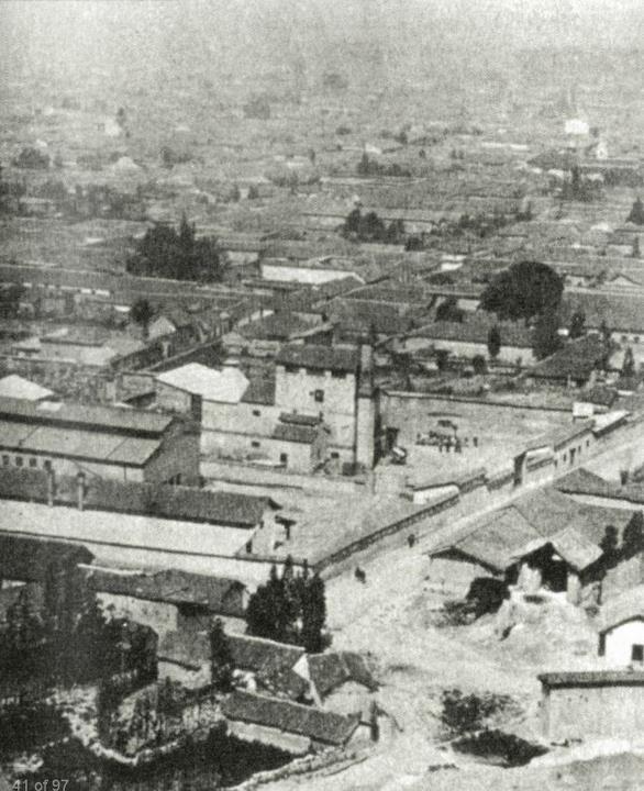 1895, Barrio las Nieves - Bogotá, Colombia