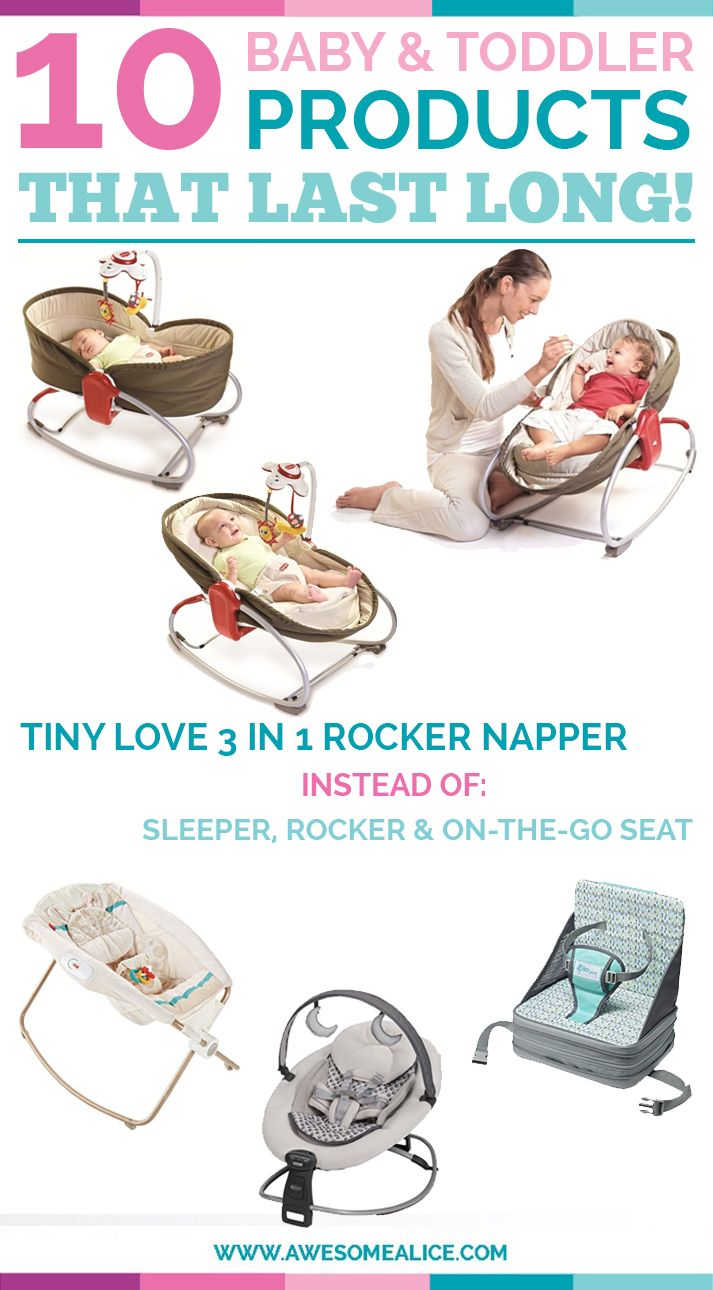 Non-Toy Gifts for Babies and Toddlers | Multifunctional products for babies | How to Save Money on Baby Stuff | The Best Baby Gear | The Best Baby Rocker | Baby Products That Last Long | The Best Baby Gift Guide | Holiday Gifts For Babies | #giftguide #kids #non-toys #musthaveproducts #bestproducts #ChristmasGifts #rocker #babygear | www.awesomealice.com