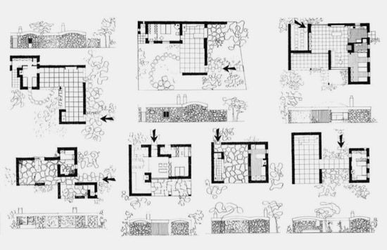 studies-for-weekend-houses-1942-1945.jpg 550×355 pixels