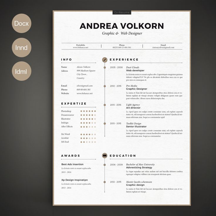 61 best resume images on Pinterest Resume templates, Resume - cvs resume paper