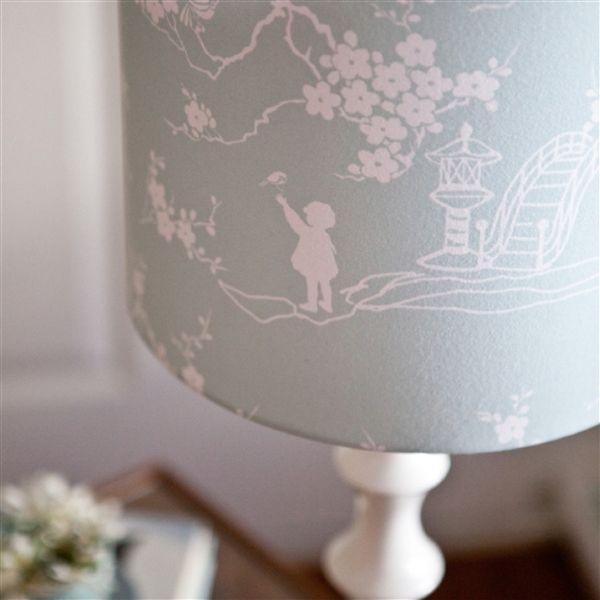 Bella Grace Lampshade - Kate Lauren Designs