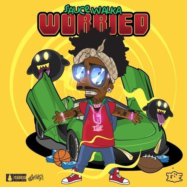 """""""Sauce Walka – Worried  Sauce Walka released his The Saucefather mixtape earlier this month, and follows up with a new song called """"Worried"""". // Subscribe To Our Youtube Channel @skye9 nigeria (For Latest Updates) Download Skye9movies app Via Playstore And Applestore For Free (To Make Free Video Calls And Chat, Stream And Download Latest Movies And Music)  #skye9tv #video #calls #chats #movies#music #entertainment #events #shows#bts #comedy #prank #jokes #health#blogs #fashion…"""