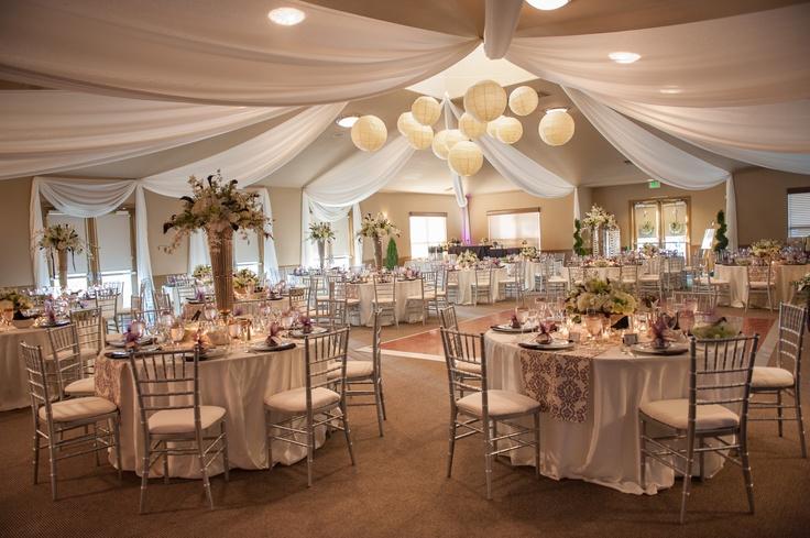 The spanos reserve stockton california champagne and plum for Wedding venues stockton ca