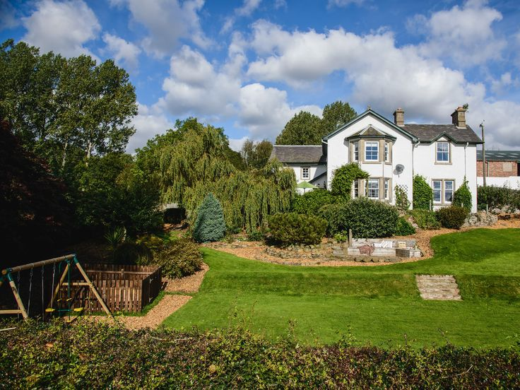 This stunning detached property is the perfect rural escape for you and your family and friends.