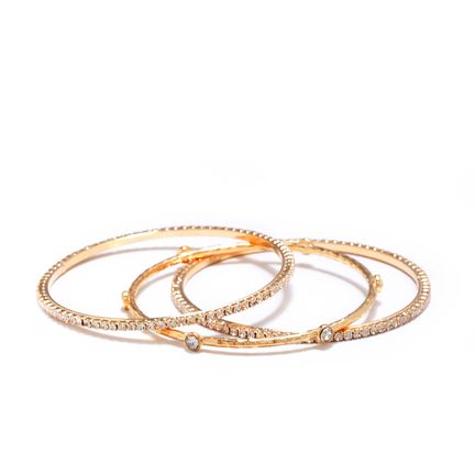 Gorgeous Stack-able bracelets, and they come as a set!