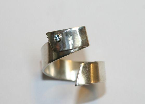 Workshop zilveren ring maken #Atelier DOS