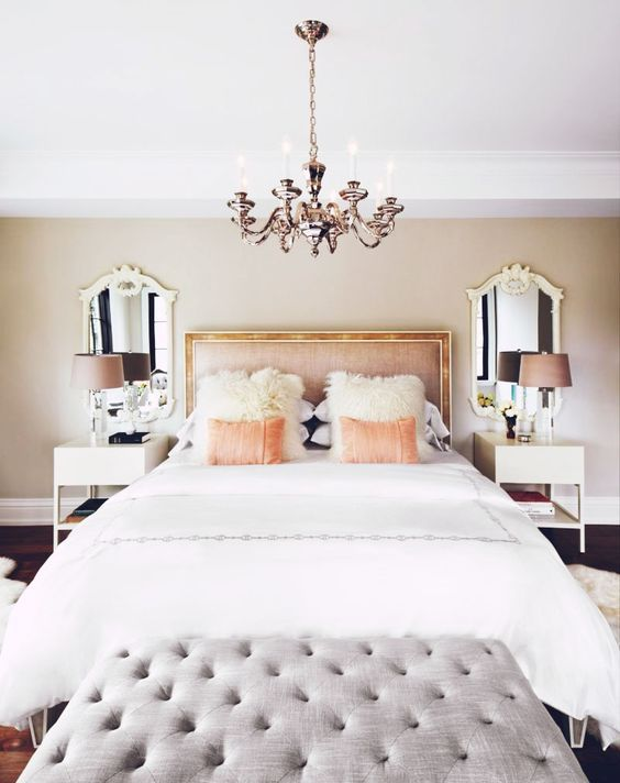 36 inspirational bedroom photos to pin on your secret vision board