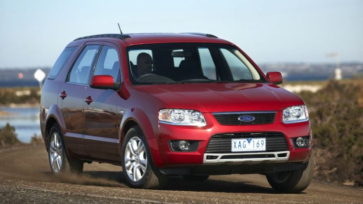 Ford Territory used review | 2004-2012: Car Reviews | CarsGuide