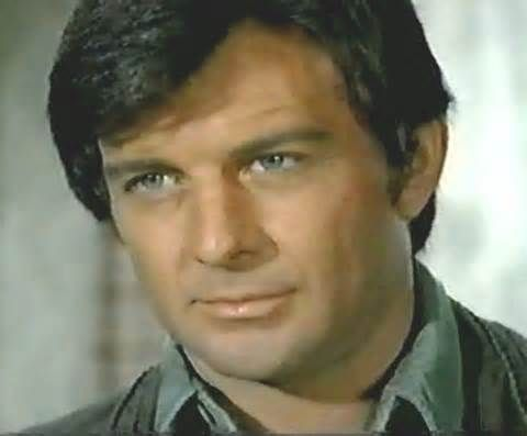 James Stacy........R.I.P. Dec. 23,1936-Sept. 18, 2016  Known for his TV Series Lancer.  Was once married to Connie Stevens and Kim Darby.  Has one daughter with Kim Darby.