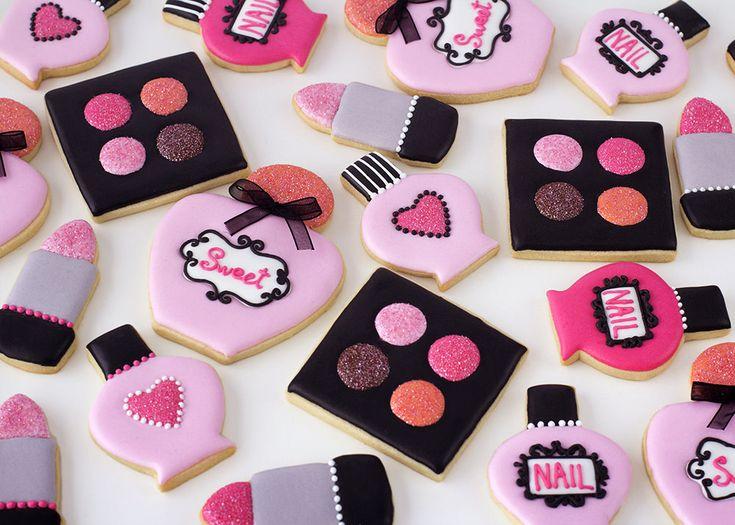 Postreadicción galletas decoradas, cupcakes y cakepops: Galletas decoradas