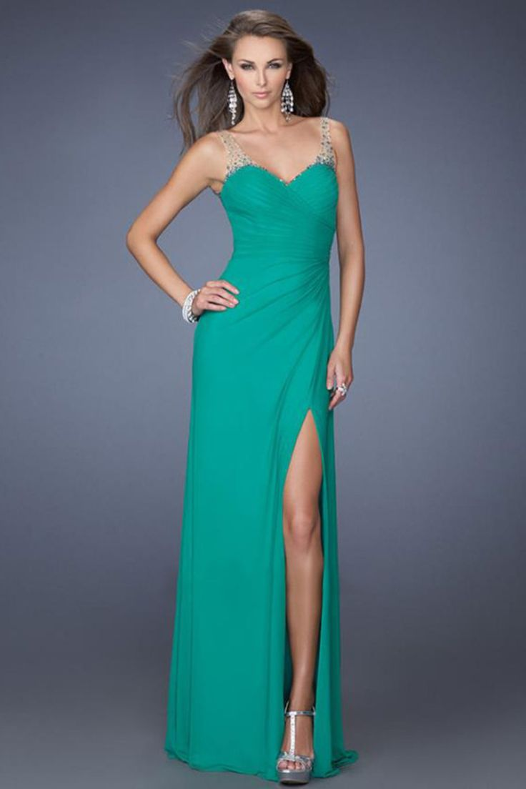 36 best Prom Dresses images on Pinterest | Evening gowns, Party ...