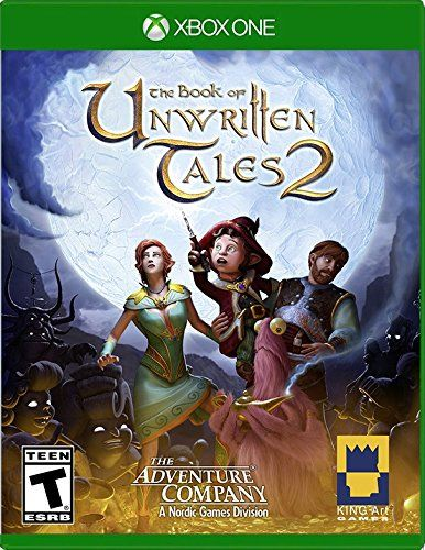 The Book of Unwritten Tales 2 - Xbox One Nordic Games